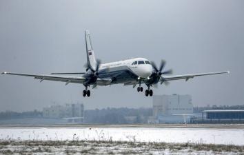 Новый Ил-114-300 совершил первый полет