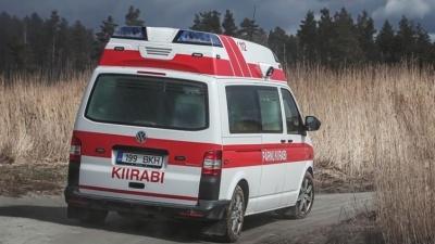 Три ДТП в Ида-Вирумаа за день: пострадали пять человек
