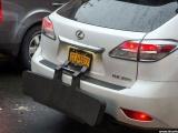 Парковка на улицах Нью-Йорка