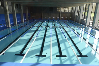 Оператором нового бассейна в Нарве станет Spes Ehital