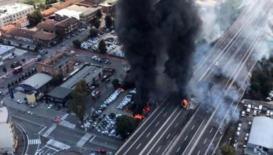 Число жертв и пострадавших при взрыве в Болонье растет