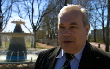 СМИ: городского секретаря Нарвы Антса Лийметса могут отправить в отставку после смены мэра