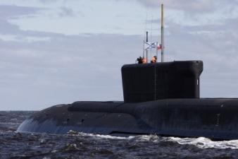 СМИ: у берегов Шотландии ищут российскую подводную лодку