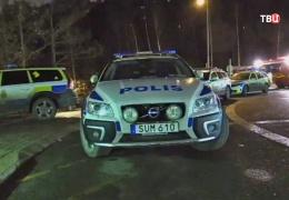 В Стокгольме произошли столкновения мигрантов с полицией