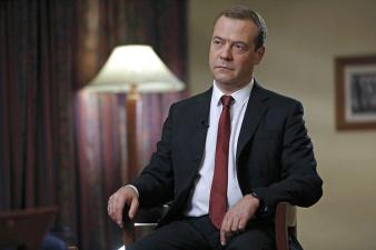 Грузия ответила на «страшное» предсказание Медведева о вступлении в НАТО