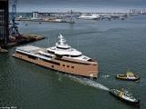 La Datcha - первая в мире частная яхта-ледокол Олега Тинькова