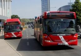 Число автобусных маршрутов в Тарту сократится с 27 до 11