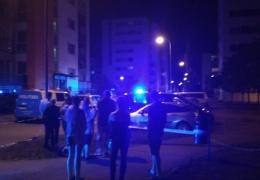 На Раадику в Ласнамяэ в ночь на субботу была стянута полиция: из пневматики ранен мужчина