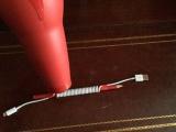 Завивка кабеля с помощью подручных средств