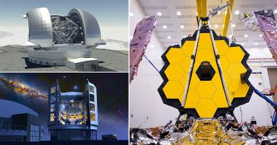 5 будущих обсерваторий и телескопов, которые займутся поиском жизни за пределами Земли