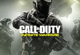 Зрелищный трейлер игры Call of Duty: Infinite Warfare