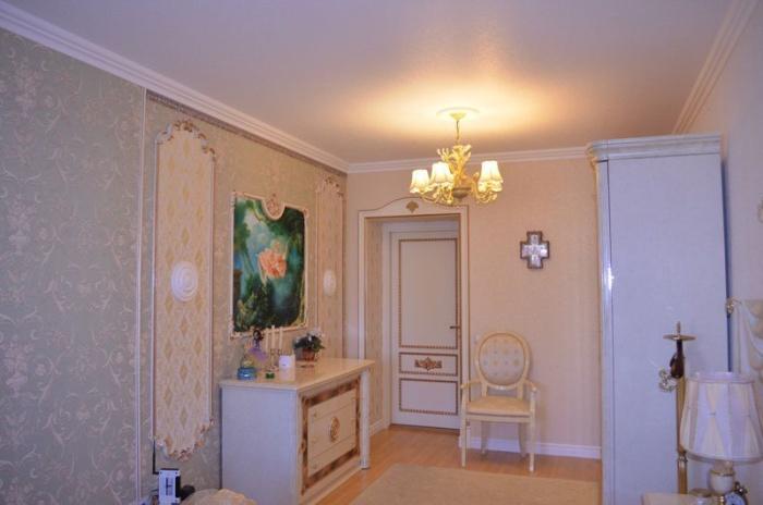 Киевская квартира с оригинальным ремонтом
