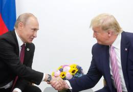 Путин обогнал Трампа в рейтинге доверия жителей развитых стран, но остался позади трех ключевых европейских лидеров