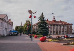 Новый променад и музыкальная площадь в Йыхви откроются до Иванова дня