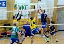 В Нарве стартует международный мемориал по волейболу