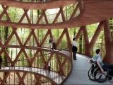 Впечатляющую прогулочную дорожку собираются построить в Дании