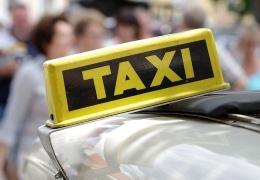 Нарвские таксисты против нового сервиса по вызову такси