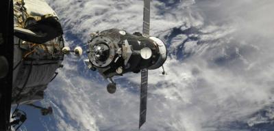 Очередной пилотируемый «Союз» успешно пристыковался к МКС