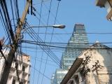 Проводные джунгли Бангкока