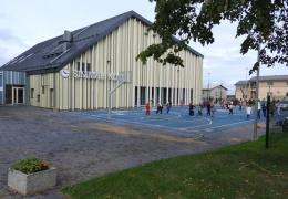 Долг в 1 млн евро перед строителем школы в Синимяэ может обанкротить Нарва-Йыэсуу