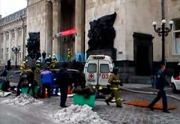 Вокзал в Волгограде взорвали за полчаса до прибытия поезда из Москвы