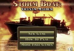 Storm Boat: Vietnam Mayhem