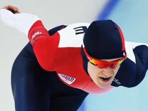 Конькобежка Сабликова завоевала для Чехии олимпийское золото Сочи