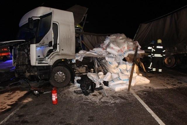 еще в одном ДТП в Ида-Вирумаа с участием автобуса Lux Express один человек погиб, пятеро остаются в больницах  ФОТО