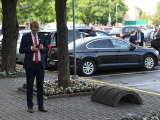 Президент Керсти Кальюлайд пообщалась с нарвитянами на русском языке