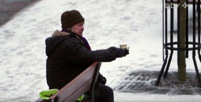 Попрошайки на улицах Таллинна — кто за ними стоит