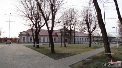 Автовокзал в Нарве откроют в конце марта