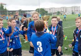Команда Нарва Транс 2005 завоевала ESTONIA SUMMER CUP 2017