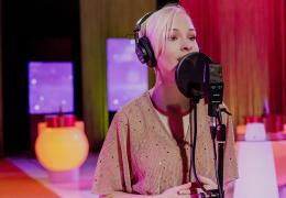 Нарвитянка Анна Свирепова исполнит в эфире ETV+ гимн Эстонии