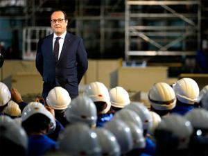 Франция допускает возможность заключения новых контрактов с РФ на постройку кораблей