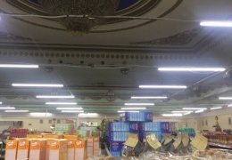 В Орске в здании Дома Культуры открылся универсам