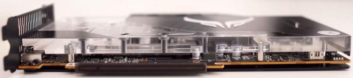 PowerColor показала видеокарту Radeon RX 5700 XT Liquid Devil с водоблоком полного покрытия
