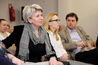 Эстонские писатели - на расстоянии вытянутой руки