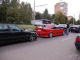 Внеплановая встреча поклонников BMW (фото)
