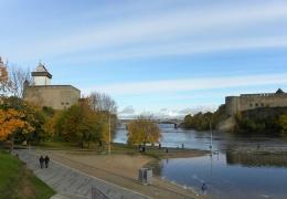 По электронной визе в Петербург жители Эстонии смогут попасть только через Нарву