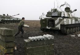 С понедельника в Донбассе должен вступить в силу режим прекращения огня