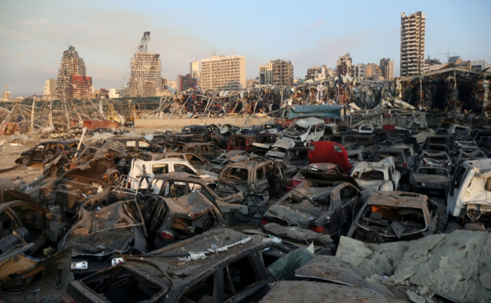 В Ливан отправлены самолеты МЧС РФ с гуманитарной помощью и медиками