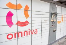 Omniva к концу года удвоит число почтовых автоматов