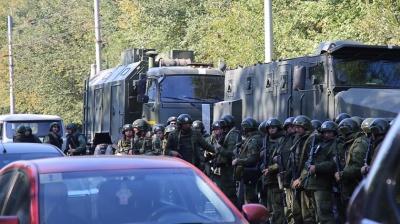 Подозреваемого в теракте в Керчи нашли