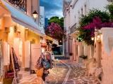 Живописные улицы Греции на снимках Кристины Тулумтзиду