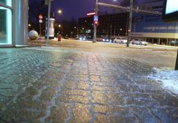 Снег, ветер и метель осложнят ситуацию на дорогах