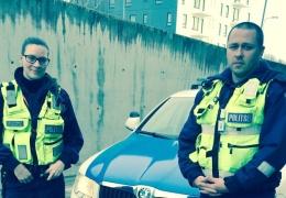 Полиция: две девочки из Нарвы нашлись около торгового центра в Таллинне