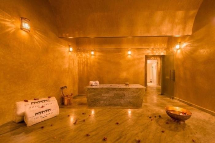 Живописный курорт в пустыне Юты