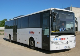 Жалобы на обслуживаемые фирмой ATKO автобусы поступают и в Нарве