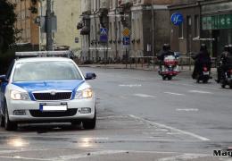 Пытавшегося скрыться от полиции молодого водителя взяли под стражу