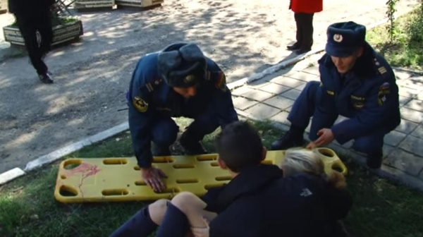 У взрыва в Крыму найден украинский след